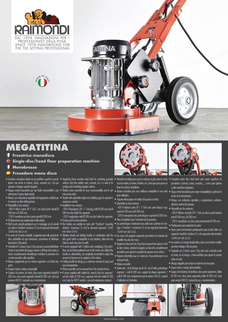 megatitina