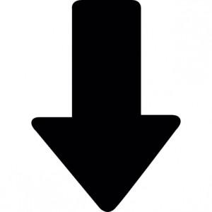 arrow-bold-down-ios-7-interface-symbol_318-34310